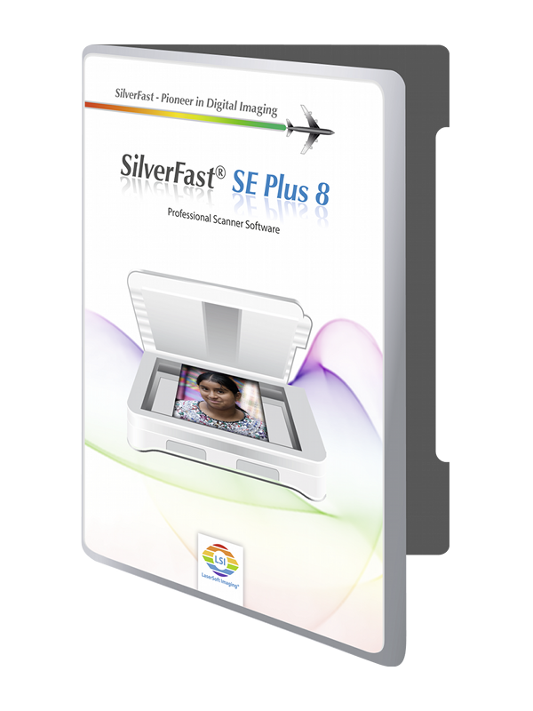 Movies SilverFast SE Plus  LaserSoft Imaging