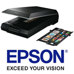 epson v600 scanner software