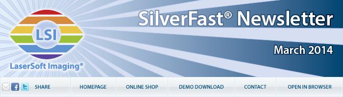 New SilverFast 8 Version – Dropbox & Epson Perfection V550