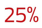 25percent