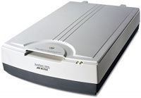 Picture of scanner: Microtek ScanMaker 1000 XL