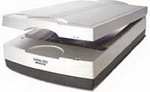 Picture of scanner: Microtek ScanMaker 1000 XL Plus