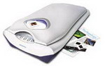 Picture of scanner: )ScanMaker 5700