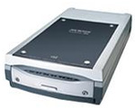 Picture of scanner: Microtek ScanMaker i800 Plus