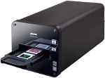 Picture of scanner: Plustek OpticFilm 120 Pro