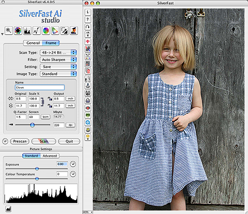 SilverFast screenshot